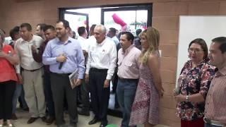 Inaugura Gobernadora Casa de la Cultura HMO Norte