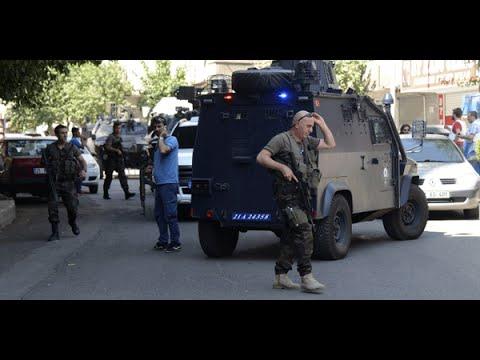 Raid on jihadists in Diyarbakir: Turkey hunts Islamic State group militants on its soil