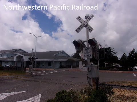 Northwestern Pacific Railroad- End Of The Line