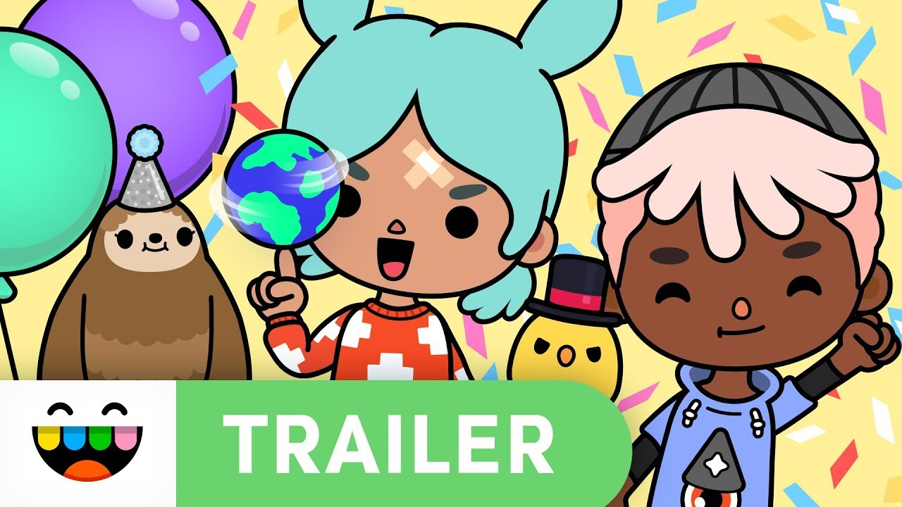 ALL THE TOCA LIFE APPS IN ONE WORLD | Toca Life: World | FREE to download