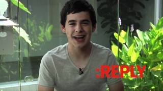 David Archuleta - ASK_REPLY Thumbnail