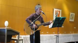 平成29年3月14日(火)、レストランスケルツォ2でのギター弾き語りです。...