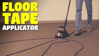 Floor Tape Applicator | Secure Cables on The Floor