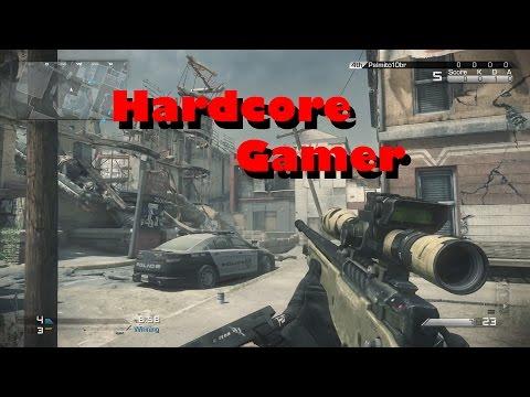 Hardcore Gamer - COD:Ghosts