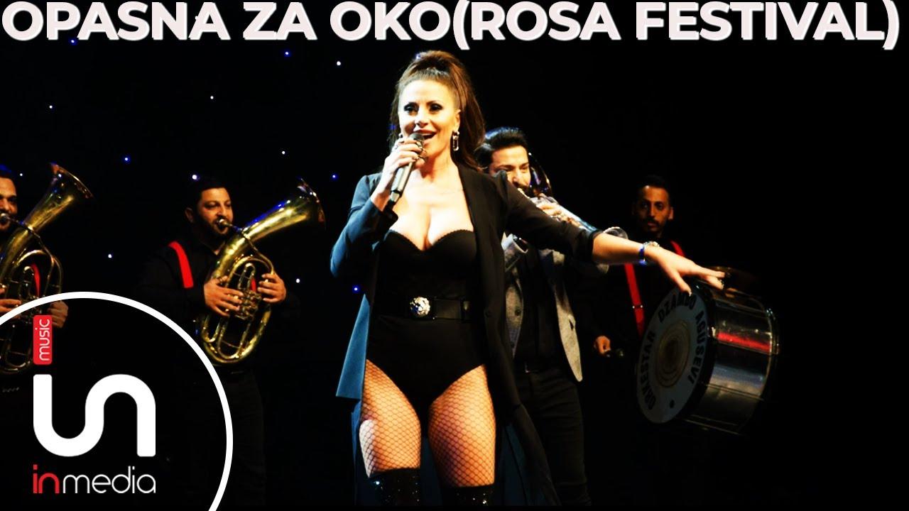 Suzana Gavazova - Opasna za oko (Rosa Fest 2017)