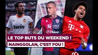 VIDEO: Nainggolan, Gnabry, Parejo... Le Top buts sublime du weekend !