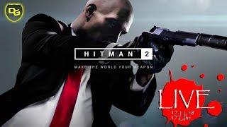 KGB Agent in USA - HITMAN 2 LIVESTREAM - 17.11.2018 - Daniel Gaming