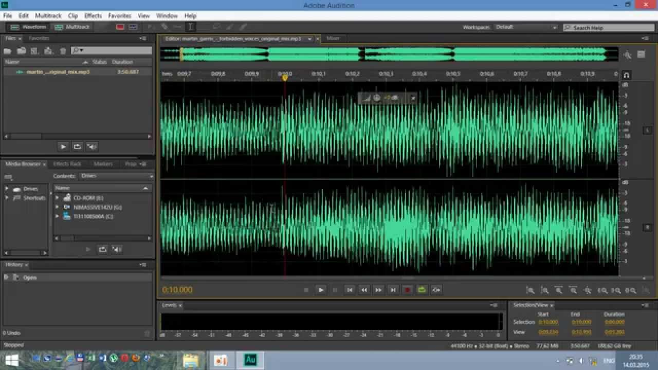 izotope plugin for adobe audition