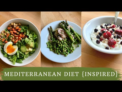 10 Mediterranean Diet Primary Dishes Under 400 Calories