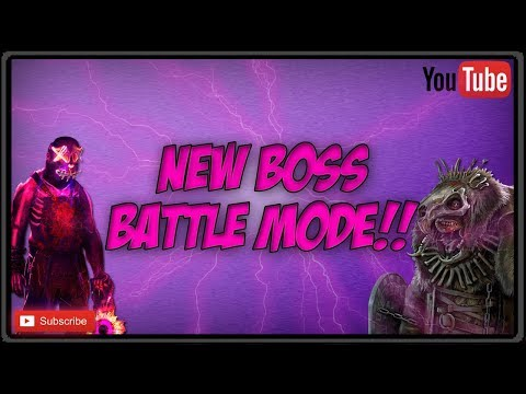NEW Zombies In Spaceland And Rave In The Redwoods Boss Battle Mode! | IW Zombies DLC