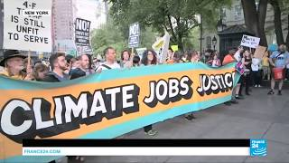 How US states are reacting to Trump's exit from climate deal