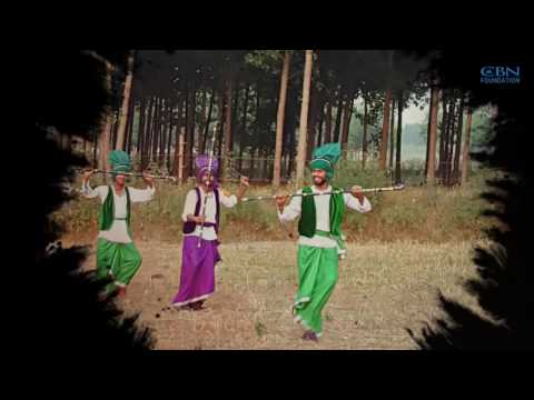Punjabi Christian cultural dance song by Shamey hans