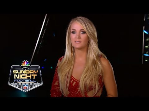 SNF returns with new Carrie Underwood anthem