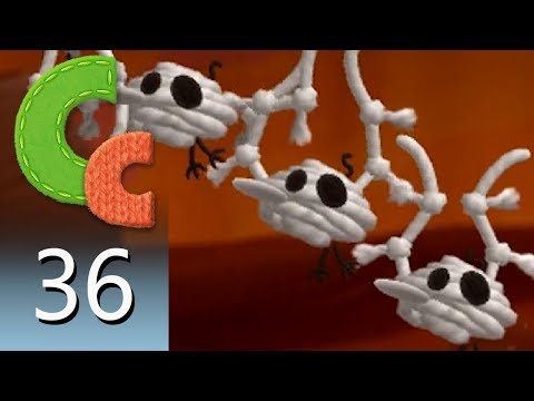 Yoshi's Woolly World – Episode 36: Hollow Bones