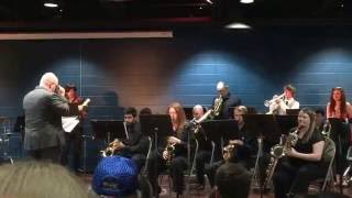 Скачать Does Anyone Really Know What Time It Is Chicago Arr Mark Taylor Perf D By NACC 2016 Jazz Ensmb