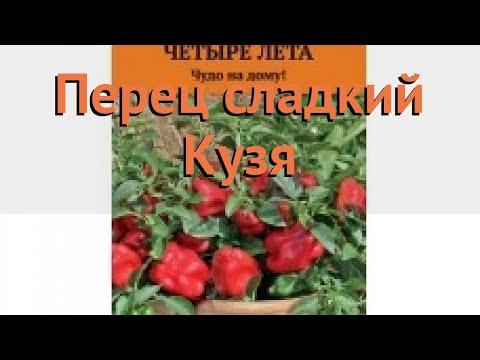 Перец сладкий Кузя (kuzya kuzya) 🌿 сладкий перец Кузя обзор: как сажать, семена перца Кузя