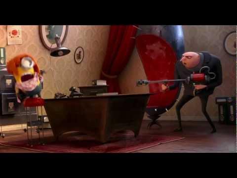 Trailer: Despicable Me 2