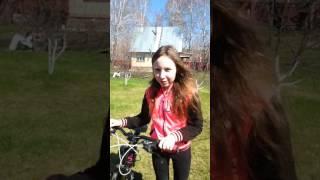 Как научиться кататься на велосипеде?!Видео-урок/Котя TV