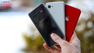 2019 SMARTPHONE AWARDS [The Very Best Phones of 2019] - Galaxy, iPhone, OnePlus, P30, Pixel...