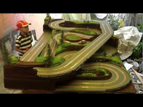 PISTA RALLY, SCALEXTRIC, NINCO, FLY,