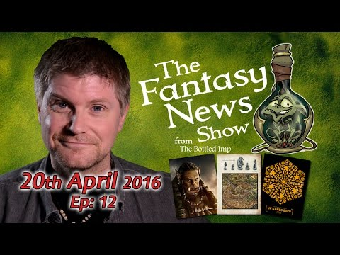 Ep 12: The Fantasy News Show 20th April 2016