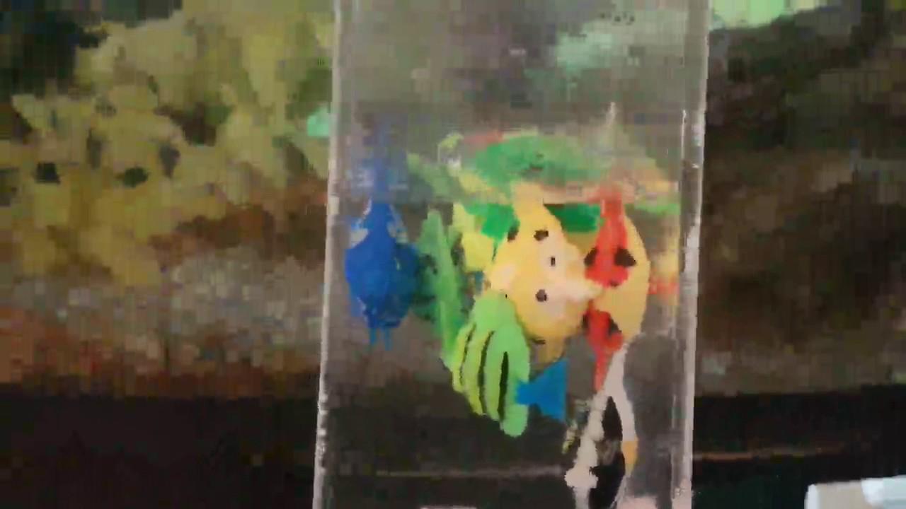 UEETEK 10 PC künstliche Aquarium Fisch Verzierung für Aquarium ...