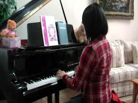 Hetalia- Pub and Go! Piano practice again (sucks still xD)