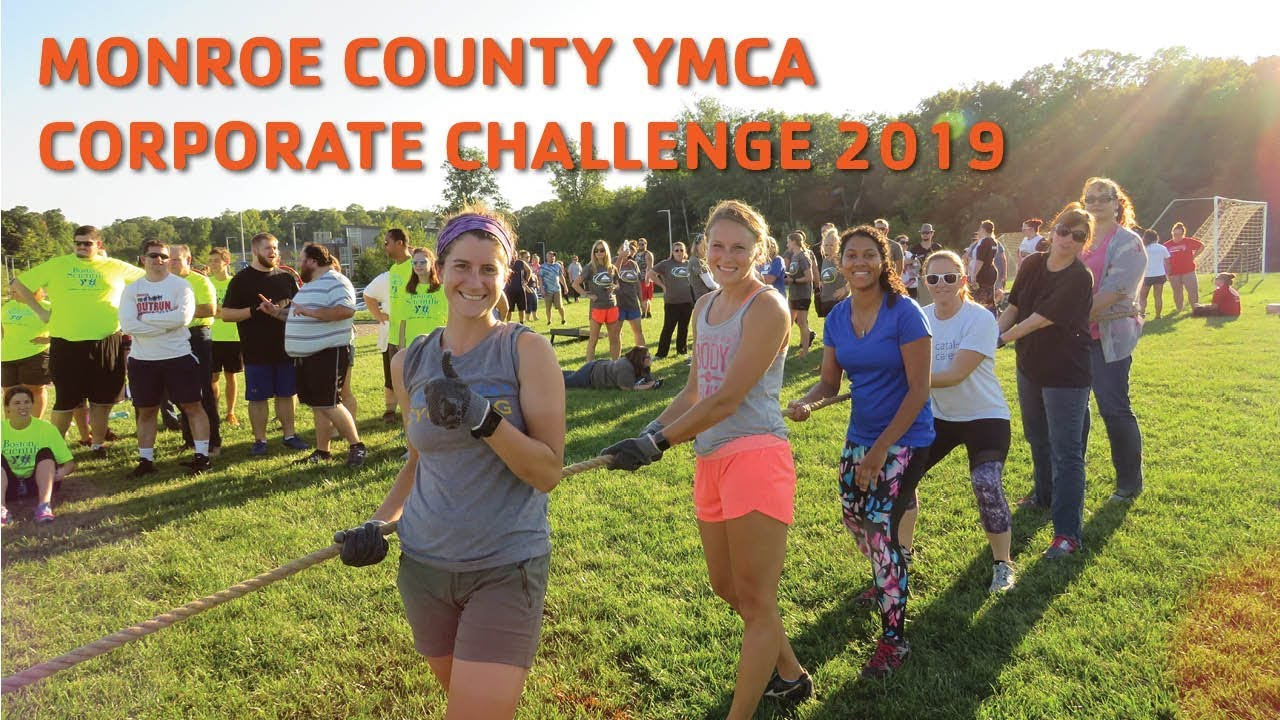 YMCA of Monroe County | For a Better Us