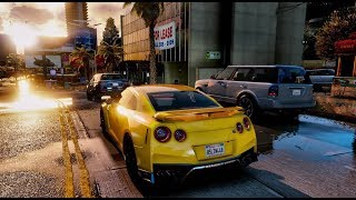 ►GTA 6 NEW 2018 🔥 BEST ULTRA REALISTIC GRAPHICS PC 👍 CARS GAMEPLAY | GTA V MOD