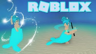Mermaid! Roblox: [MUSIC] Dance Your Blox Off ~ Acro & Jazz