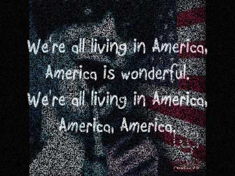 Amerika - Rammstein (English Lyrics)