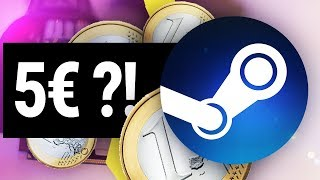 Die BESTEN GAMES unter 5€ EURO!