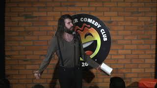 Ash Preston LIVE at Hot Water Comedy Club
