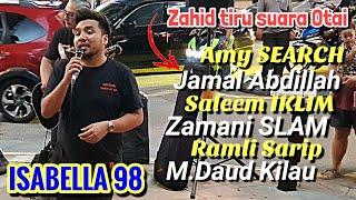 Gambar cover ISABELLA 98 | Zahid AF cuba tiru 6 suara artis legend Malaysia! Kaki buat lawak betul la Zahid ni.