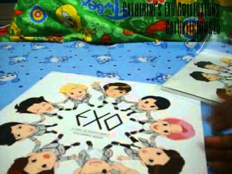 My EXO Collection 133 EXOs A Day In EXOPLANET Coloring Book