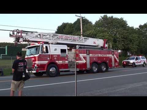 Parade de camions 2017 a St-Joseph Beauce