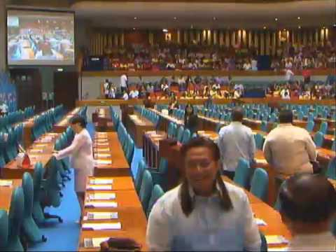 Joint Session of Congress - Proclamation of President and Vice President (May 30, 2016)