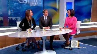 Céline Dion on The Early Show 9-29-2011 HD