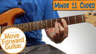 Beginner Jazz Guitar Chords -  Minor 11