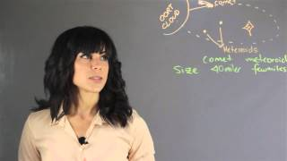 What Are the Differences Between a Comet & a Meteoroid? : Astronomy Lessons