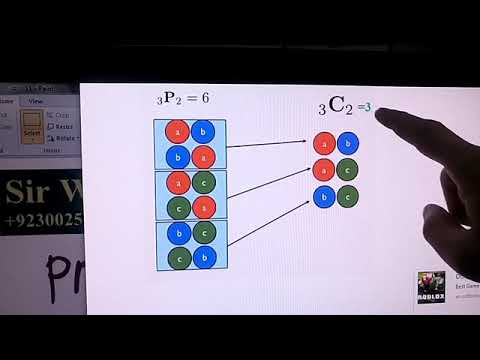 Probability, Combination, Permutation, Mutually Exclusive Events, Independent And Dependent Event