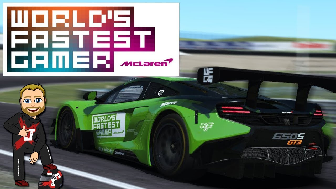 How to: Drivers Guide to World's Fastest Gamer Setup - McLaren 650s GT3  rFactor 2 #2