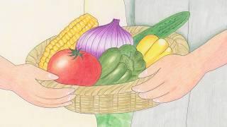 野菜をおいしく食べようPR動画Part4「野菜を奏でよう篇」