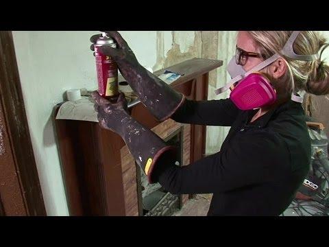 Restoring Painted Wood Trim