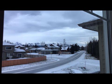 Livestream 🏠 - Anchorage Alaska - Evening December 30th 2017