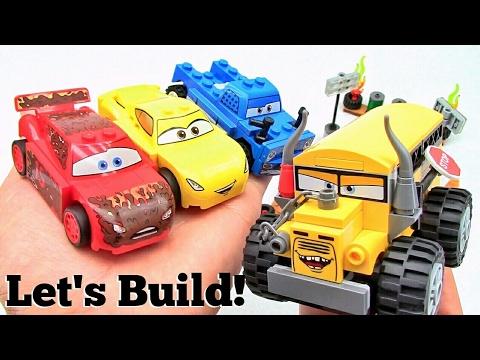 LEGO Cars 3: Thunder Hollow Crazy 8 Race 10744 - Let's Build!