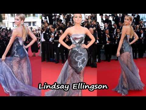 Top 10 des robes les plus sexy du Festival de Cannes 2015