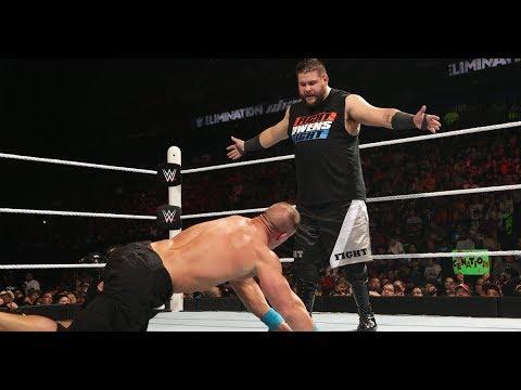 10 John Cena`s Upset Losses