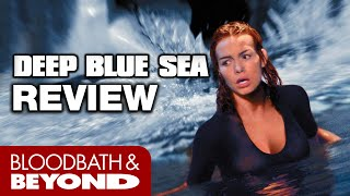 Deep Blue Sea (1999) - Movie Review