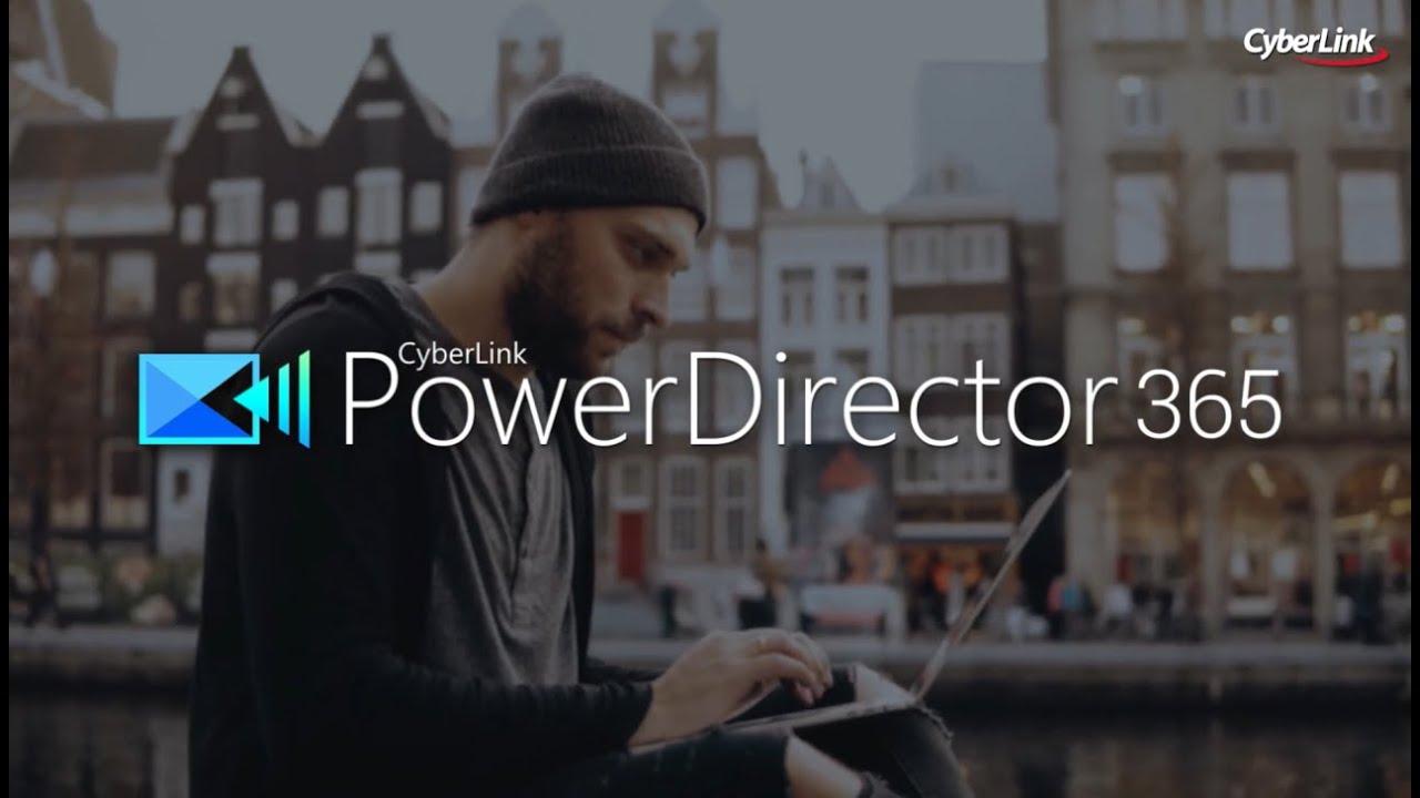 Videobearbeitungssoftware für professionelle Ergebnisse | PowerDirector 365 – CyberLink